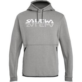 SALEWA Reflection 2 Dry Hoodie Men grey melange